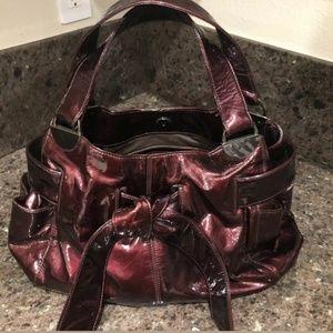 Kooba Elisha Bow handbag